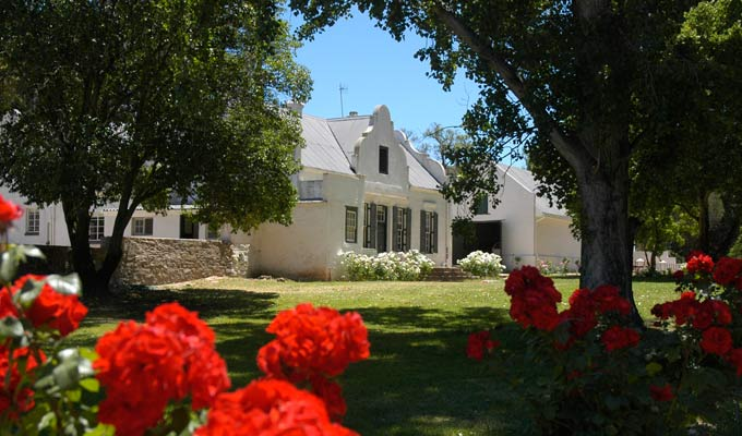 Blaauwater Farm Guesthouse