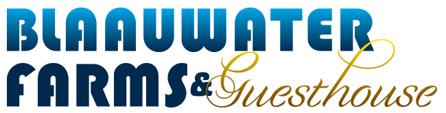 Blaauwater Guesthouse Logo
